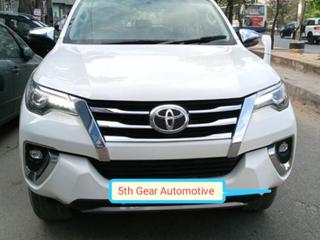 2018 టయోటా ఫార్చ్యూనర్ 2.8 4WD AT BSIV