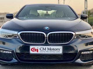 2018 BMW 5 Series 530d M Sport