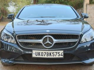 2014 मर्सिडीज सीएलएस-क्लास 250 CDI