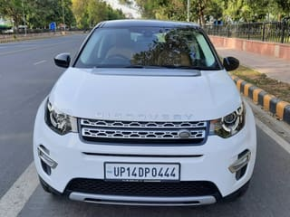 2018 Land Rover Discovery Sport SD4 HSE Luxury 7S
