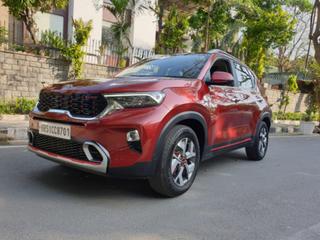 2021 Kia Sonet 1.5 GTX Plus Diesel AT DT