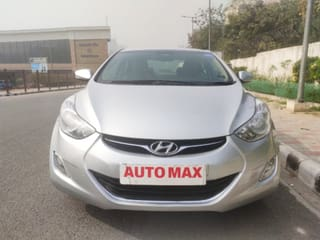 2014 Hyundai Elantra SX AT