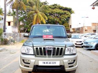 2011 Mahindra Scorpio VLX 2WD BSIII