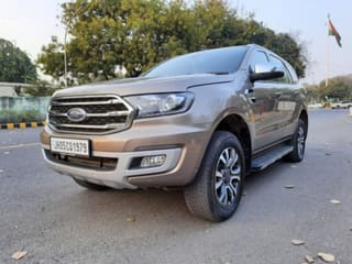 2019 Ford Endeavour 3.2 Titanium AT 4X4