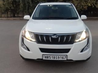 2018 महिंद्रा एक्सयूवी500 AT W6 2WD