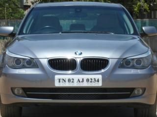 2009 BMW 5 Series 520d Sedan