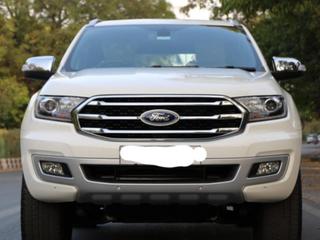 2020 Ford Endeavour Titanium Plus 4X4 AT