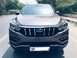 2019 Mahindra Alturas G4 4X4 AT BSIV