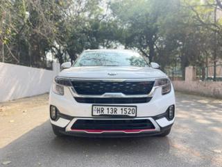 2020 Kia Seltos GTX Plus AT D