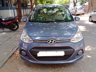 2015 Hyundai i10 Asta AT