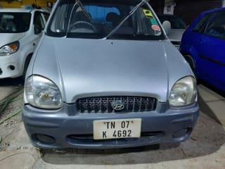2000 ಹುಂಡೈ ಸ್ಯಾಂಟೋ ಜಿಎಲ್ಎಸ್ II - Euro II