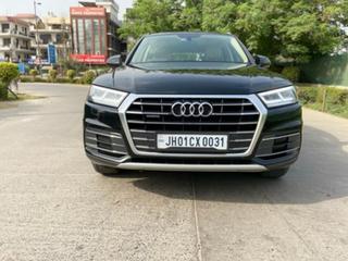 Audi Q5 35TDI Technology
