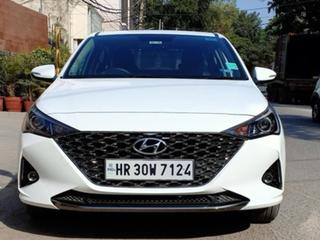 2020 Hyundai Verna SX Opt