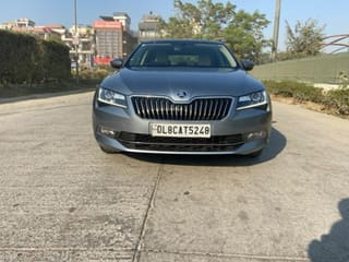 2018 Skoda Superb Laurin & klement