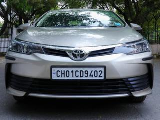 2018 टोयोटा कोरोला Altis 1.4 DG