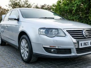 2010 Volkswagen Passat 1.8 TSI MT