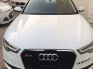 2013 Audi A6 2.0 TDI Technology