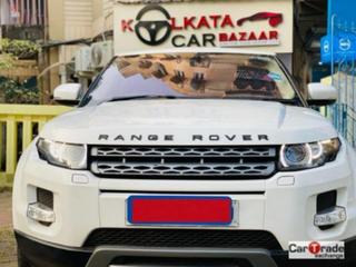 2012 Land Rover Range Rover Evoque 2.2L प्रेस्टीज