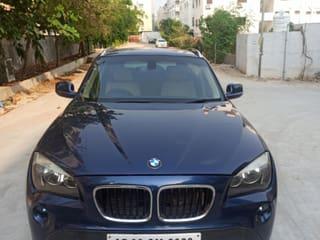 2012 బిఎండబ్ల్యూ ఎక్స్1 sDrive20d