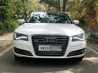 2012 ஆடி ஏ8 L 3.0 TDI quattro