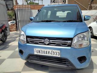 2019 Maruti Wagon R VXI 1.2 BSIV
