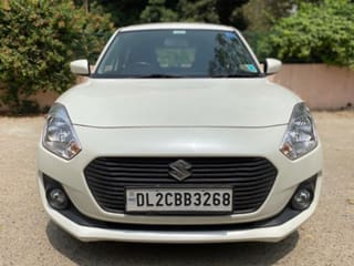 2020 Maruti Swift LXI