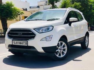 2018 Ford Ecosport 1.5 Petrol Titanium