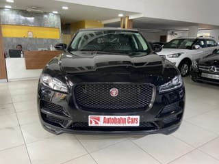 2019 Jaguar F-Pace Prestige 2.0 AWD