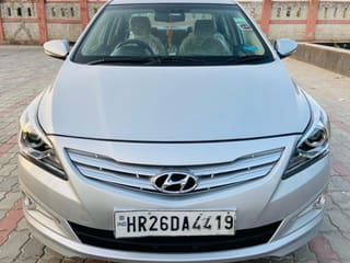 2016 Hyundai Verna 1.6 VTVT AT SX