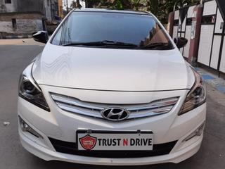 2015 ಹುಂಡೈ ವೆರ್ನಾ 1.6 ಎಸ್ಎಕ್ಸ್ VTVT (O)