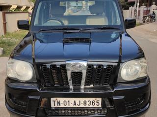 2009 మహీంద్రా స్కార్పియో ఎల్ఎక్స్