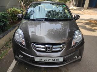 2013 ಹೋಂಡಾ ಅಮೇಜ್ ವಿಎಕ್ಸ್ AT i-Vtech