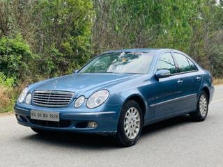 2003 मर्सिडीज ई-क्लास 220 CDI