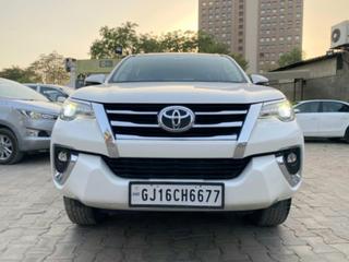 2018 Toyota Fortuner 2.8 2WD MT