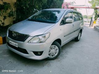 2016 టయోటా ఇనోవా 2.5 జి (డీజిల్) 8 Seater BS IV