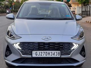 2020 Hyundai Aura SX Option