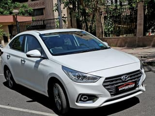 Hyundai Verna VTVT 1.6 AT SX Plus