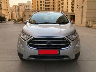 2020 Ford Ecosport 1.5 Petrol Titanium Plus BSIV