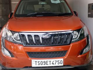 2017 మహీంద్రా ఎక్స్యూవి500 W10 AWD