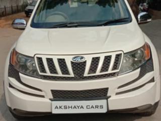 2014 మహీంద్రా ఎక్స్యూవి500 డబ్ల్యు8 FWD