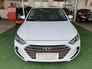 2018 Hyundai Elantra 1.6 SX Option AT