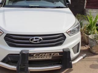 2017 Hyundai Creta 1.6 E Plus