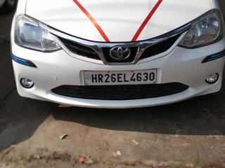 2016 Toyota Etios VX