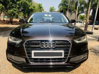 2012 ഓഡി എ4 2.0 TDI പ്രീമിയം Sport Limited Edition