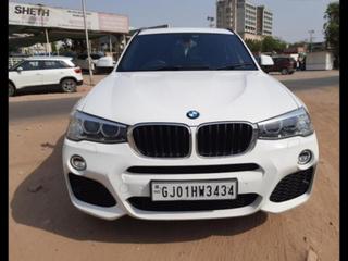 2017 BMW X3 xDrive20d M Sport
