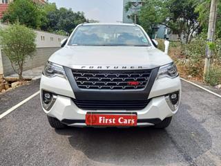 2019 టయోటా ఫార్చ్యూనర్ 2.8 2WD MT BSIV