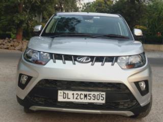 2017 महिंद्रा KUV 100 D75 K8