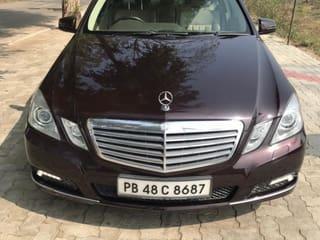 2010 Mercedes-Benz E-Class E250 CDI Blue Efficiency