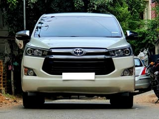 2017 Toyota Innova Crysta 2.8 ZX AT BSIV