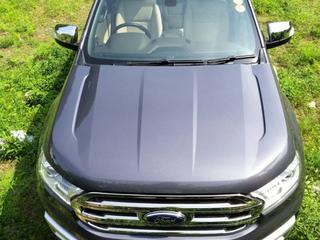 2018 Ford Endeavour Titanium Plus 4X4